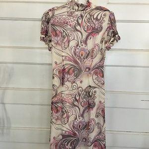 Escada Sport Dresses - ESCADA SPORT FULLY LINED 100% SILK DRESS sz 4